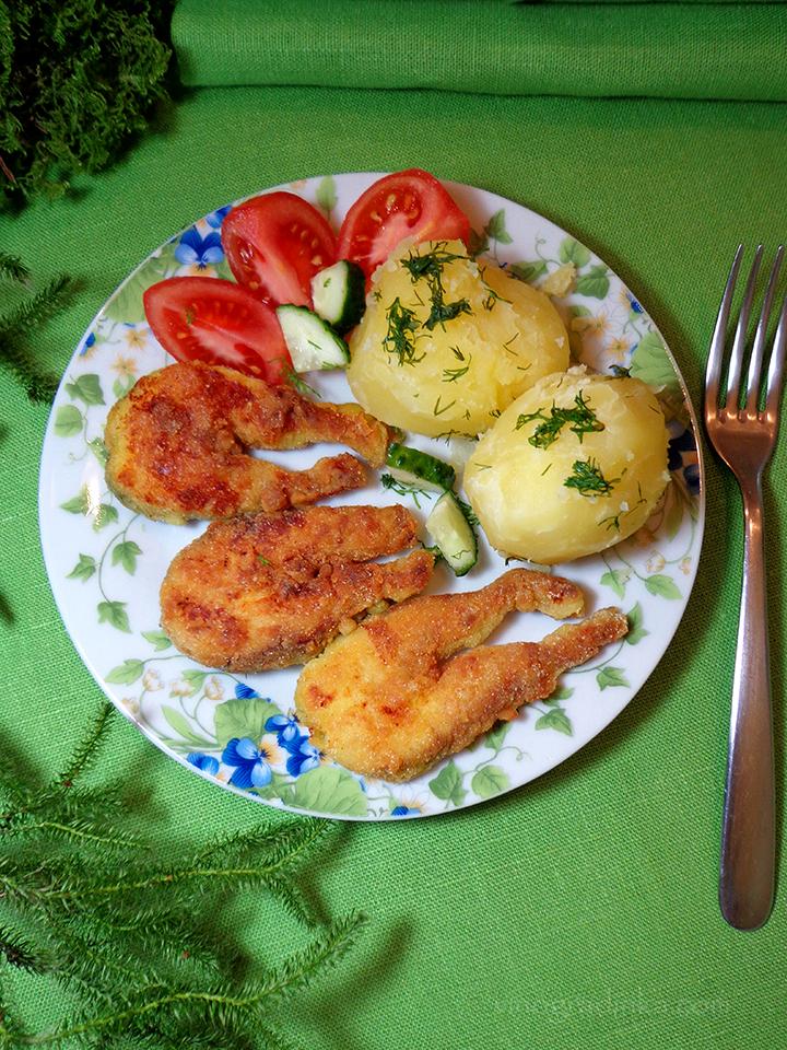Какие блюда приготовить из рыбы карп