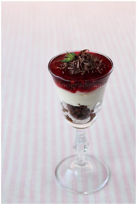 десерт на скорую руку-верриныы.