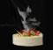 торт-мусс с лаймом