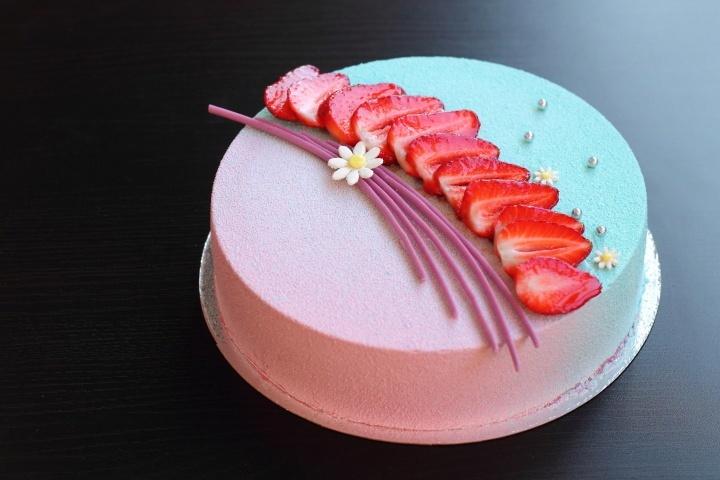 муссовый торт vinogradinka.com