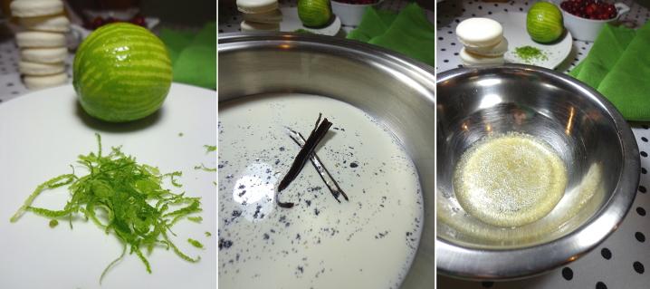 ванильный крем приготовление